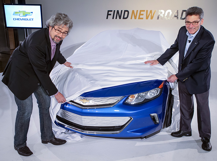 Green Car Reports 2016 Chevrolet Volt China S Armored Electric