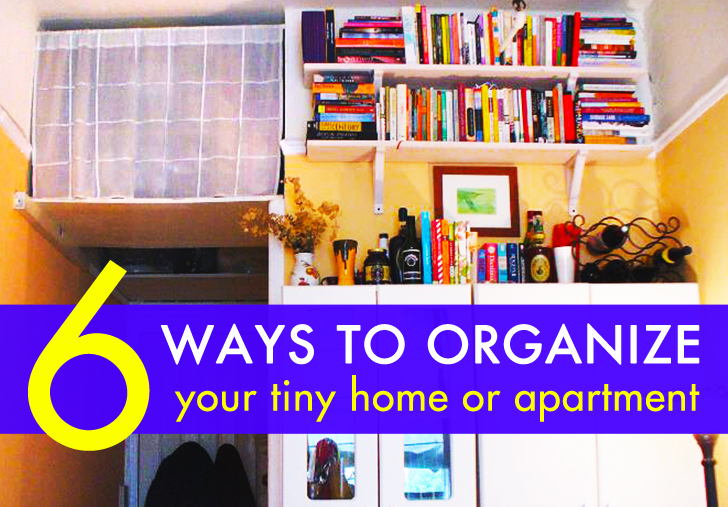 How To Organize A Small House 6 great ways to organize your tiny home | inhabitat - green design