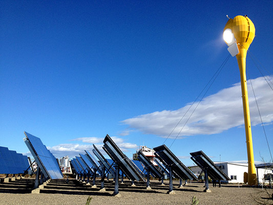 Giant tulip-shaped solar plant to bring reliable energy to Ethiopia