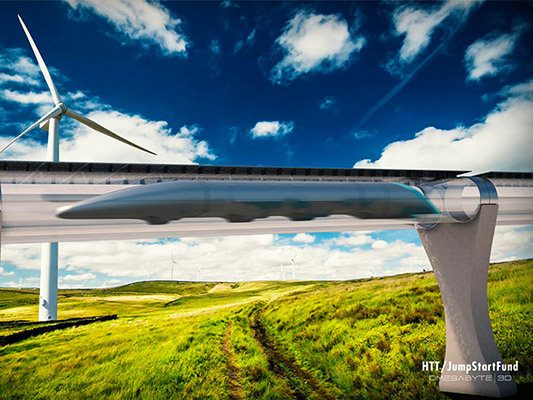 New startup plans to produce a working Hyperloop within the decade