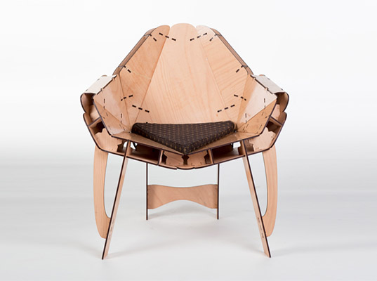 The company starts with computerized modeling to create shapes that work  seamlessly with the human body. The flat-pack furniture is made by laser ...