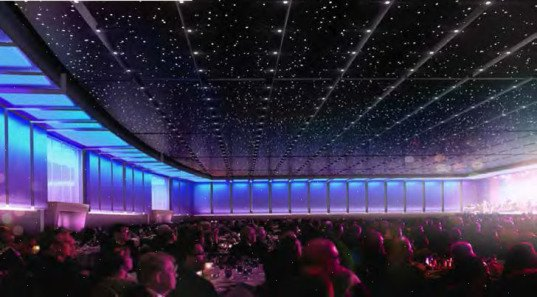 Leed certified miami beach convention center 39 s responsive - Home design miami beach convention center ...