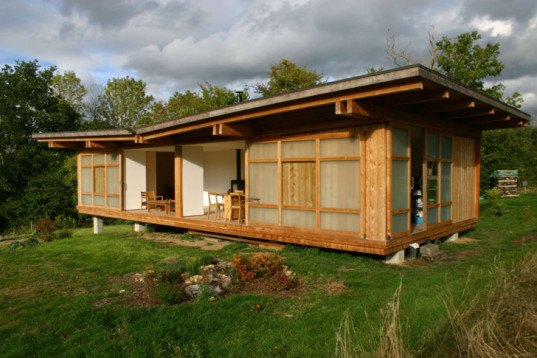 house in the meadow arba inhabitat green design innovation architecture green building. Black Bedroom Furniture Sets. Home Design Ideas