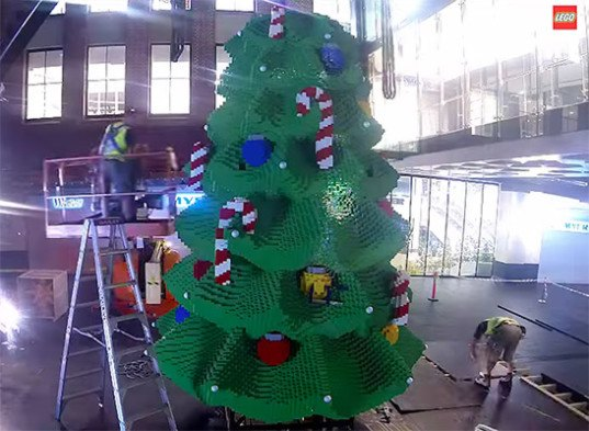 Christmas Trees In Los Angeles