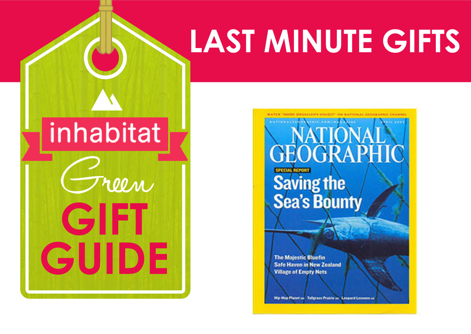 16 Last Minute Gifts for the Green Procrastinator | Inhabitat ...
