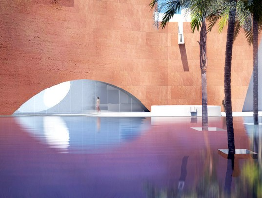Steven Holl Architects, design competition, museum, photovoltaics, solar power, museum extension, exhibition space, Mumbai city muesum, mumbai, india architecture, opolis architects
