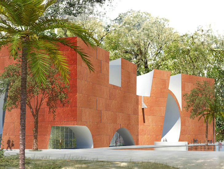 steven holl architects wins precedent setting competition to design