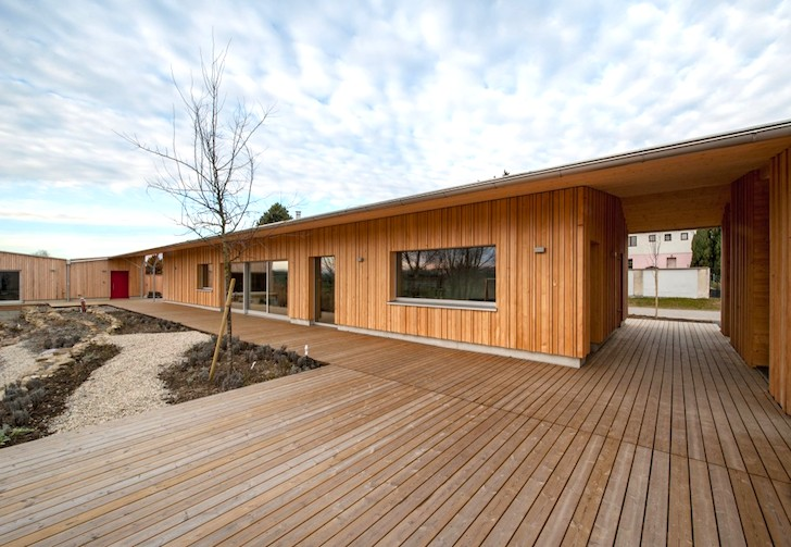 White Pine Bungalow Passive House Is The Perfect Energy Efficient Retreat  For Retirees