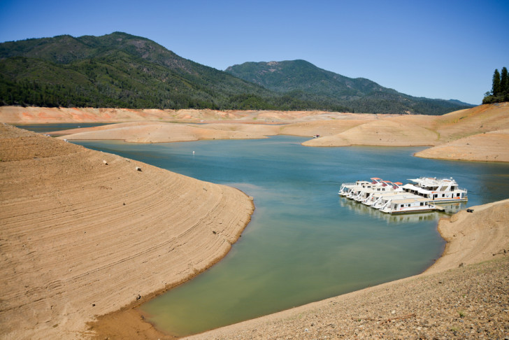 California needs 11 trillion gallons of water to recover from worst drought ever