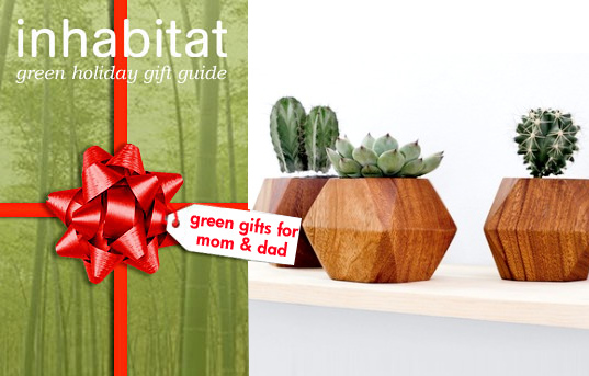 14 Great Green Gifts Your Parents Will Love | Inhabitat - Green ...