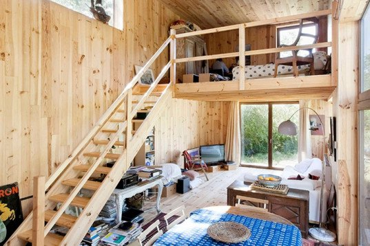 m architecture, minimal home, wooden home, 14 house façades, boxy design, sustainable local wood