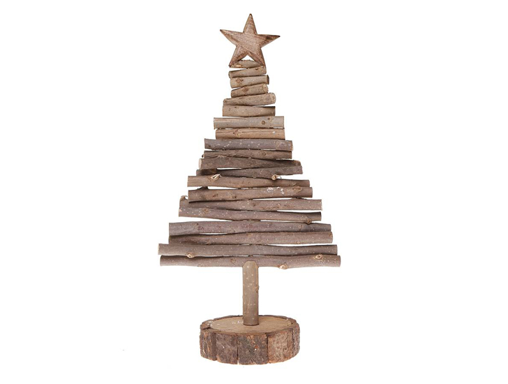 14 faux christmas trees to green your holidays inhabitat Christmas trees made out of wood