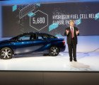 Toyota gives away more than 5,600 hydrogen fuel-cell patents for free