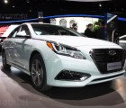 2016 Hyundai Sonata Plug-in Hybrid has a 22-mile electric driving range