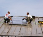 The solar industry is putting people to work 20 times faster than any other energy sector