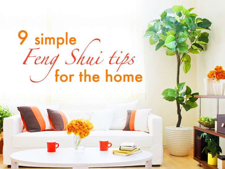 9 simple tips to feng shui your home inhabitat green for Feng sui house