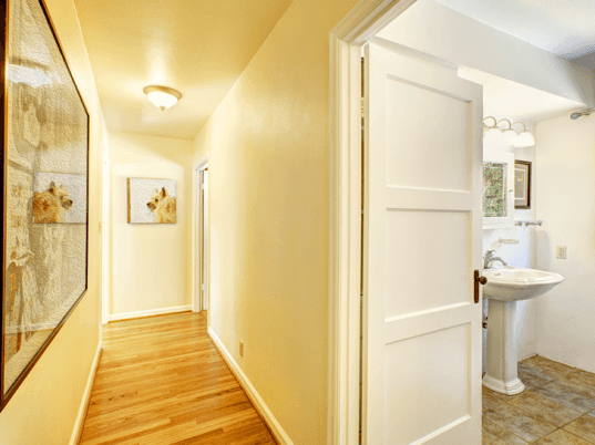 9 simple tips to feng shui your home inhabitat green for Feng shui bathroom design