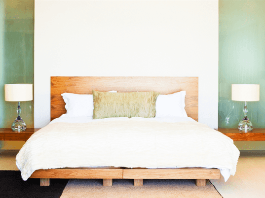 Feng shui bed placement, where to place bed feng shui, feng shui bedroom, feng shui tips, eco-friendly feng shui tips, green feng shui tips, organization month, feng shui tips for the home, angie cho, feng shui cleaning
