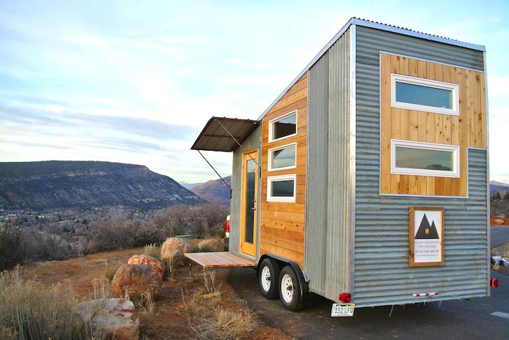 Affordable Boulder Is A Tiny Mobile Home That'S Big On