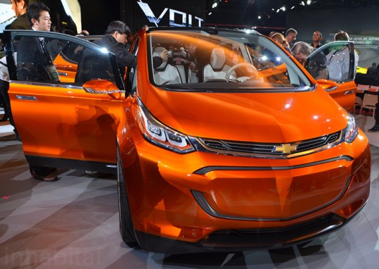 chevrolet bolt, chevy bolt, bolt, chevrolet, electric vehicle, green transportation, green design, sustainable design, detroit auto show, naias, naias 2015, 2015 detroit auto show, green automotive, ev, electric car, chevrolet ev, Bolt electric vehicle, general motors
