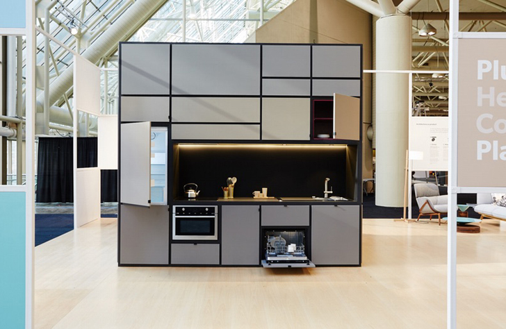 Cubitat is a plug and play version of a home you can take - Used living room furniture toronto ...