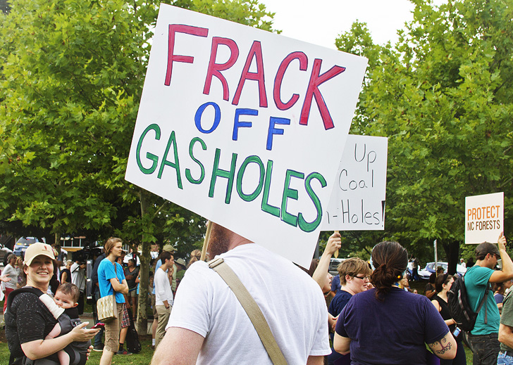 New York S Fracking Ban Is The Cue For Eco Activists To
