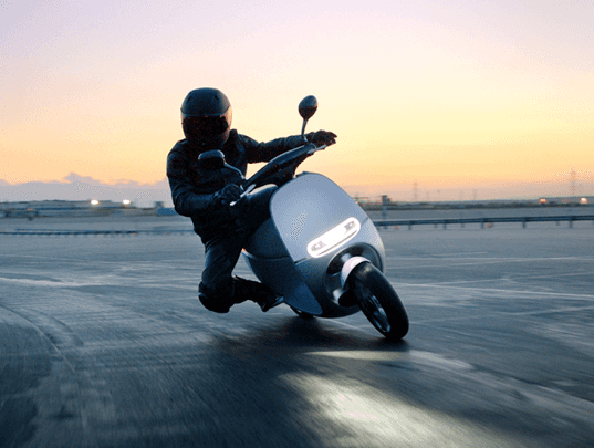 Gogoro, Smartscooter, Gogoro Energy Network, electric scooter, electric vehicle, electric vehicle infrastructure, green transportation, sustainable transportation, zero emission vehicle