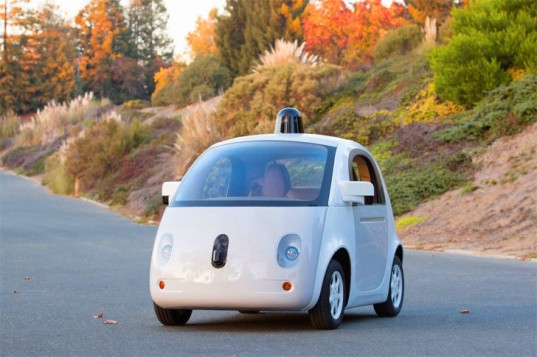 Google, google self-driving car, google autonomous car, autonomous car, self-driving car, Bosch, Roush, LG Electronics, green car, electric car, green transportation