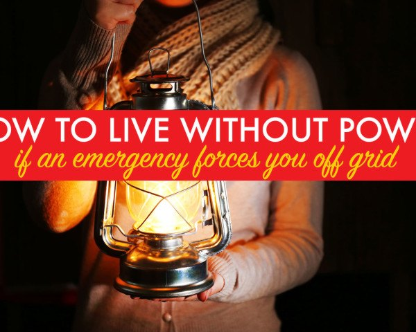how to live off grid, emergency preparedness, off the grid, living off the grid, emergency off grid, emergency power outage, power outages, surviving power outages