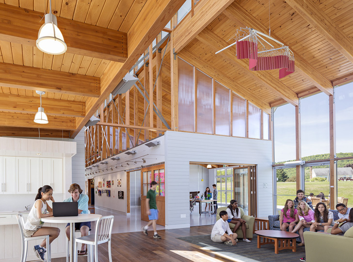 WoodWorks 2015 Wood Design Award Oakland Architecture Timber