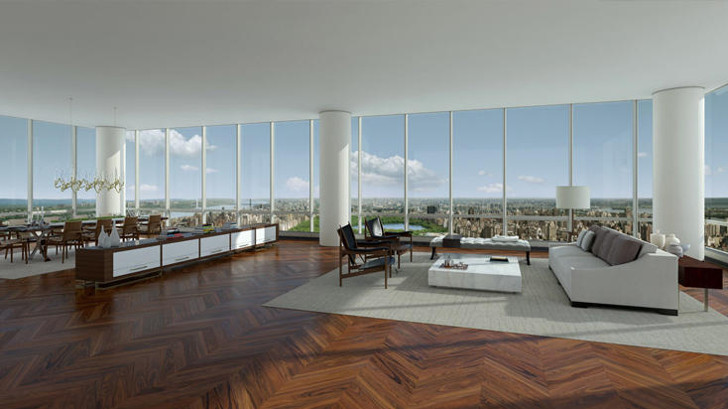 Two Story Penthouse At One57 Is Most Expensive Condo In