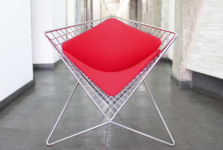 Carlo Aiello\'s stunning Parabola Chair is inspired by mathematics ...