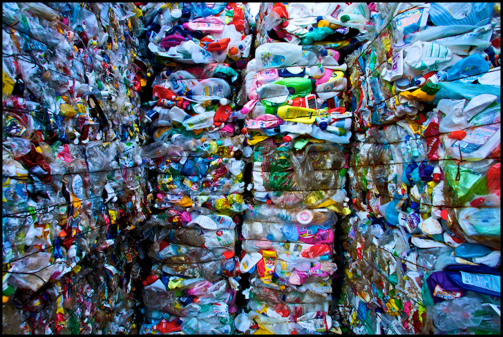 New Plastic Recycling Process Uses No Water And Cuts Costs