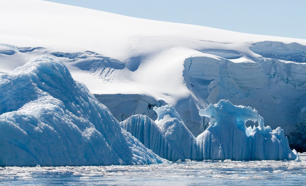 New Evidence Could Point To Climate Change Under Antarctic