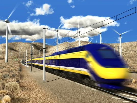 high speed rail, California high speed rail, eco travel, railway systems, upgraded railway systems, high speed travel