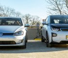 BMW and Volkswagen team up to install up 100 DC fast chargers on high-traffic U.S. routes