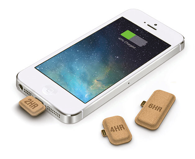 Revolutionary recycled cardboard mini batteries can charge your phone in a hurry