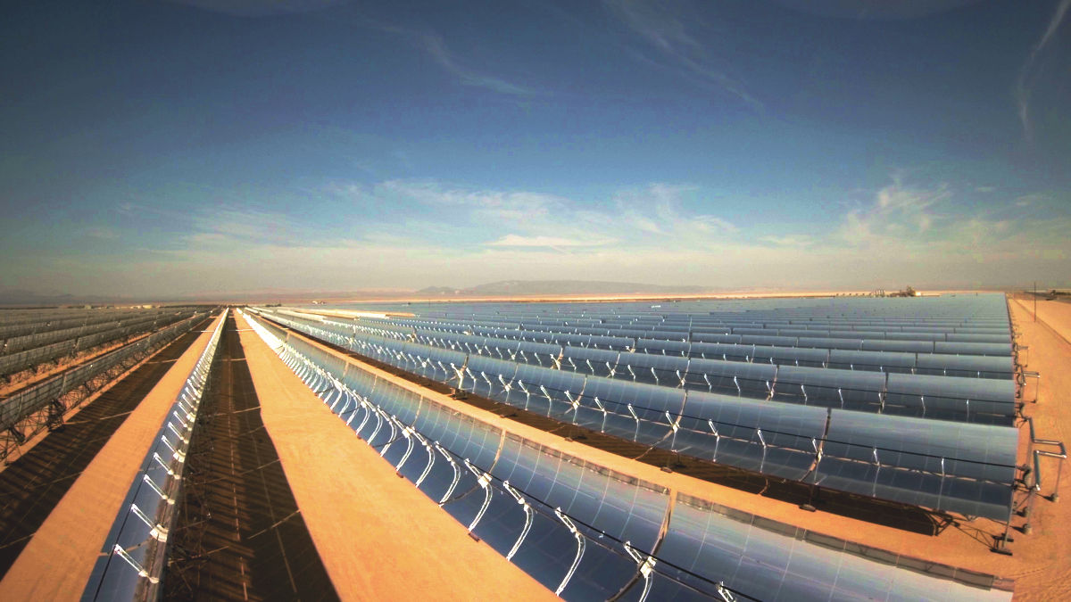 Grand Opening The Mojave Solar Project Is Now Officially