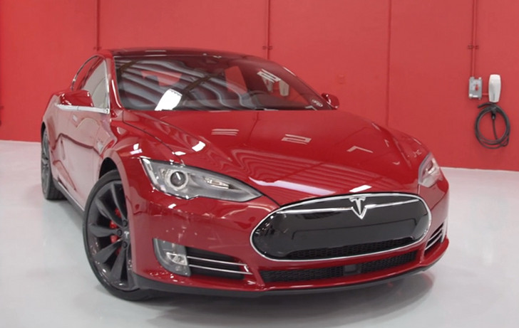 Watch Tesla S New Model Insane Mode Go From 0 60mph In 3 2 Seconds