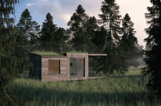 sauna, sauna design, green design, sustainable design, sustainable sauna, green architecture, sustainable architecture, design, architecture, sauna architecture, Jonas Wagell, Arjan Sauna