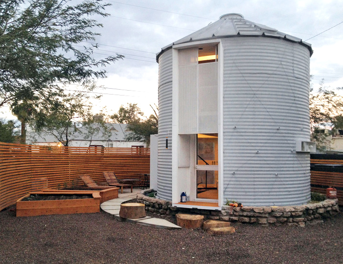grain silo house kaiser home phoenix kits how much does a cost