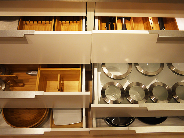 Ikea Debuts 2015 Sektion Kitchen Line Filled With Ultra Efficient