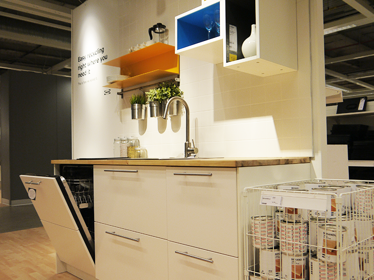IKEA Debuts 2015 SEKTION Kitchen Line Filled With Ultra