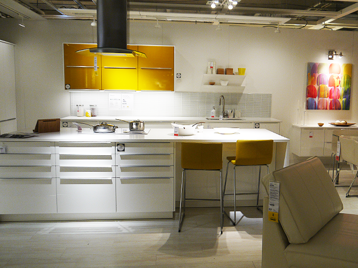 IKEA SEKTION White Kitchen « Inhabitat U2013 Green Design, Innovation,  Architecture, Green Building