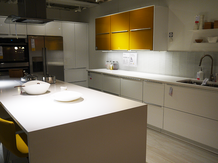 Ikea Debuts 2015 Sektion Kitchen Line Filled With Ultra Efficient Space Saving Designs Photos
