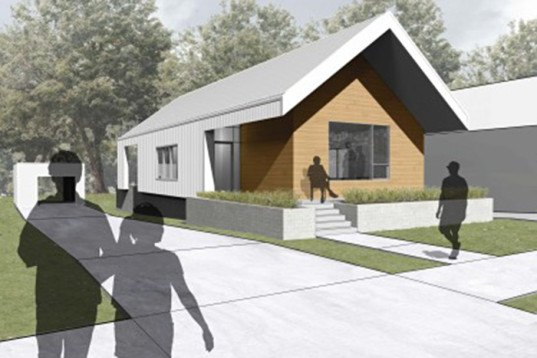The make it right foundation releases six new home designs for Make it right foundation