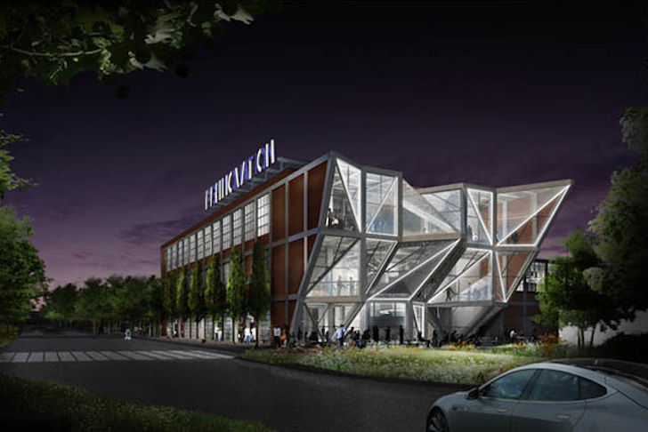 Hwkn Unveils Designs For University Of Pennsylvania S Bold