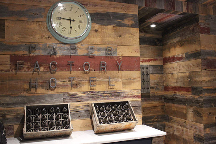 Photos Lic S Paper Factory Hotel Transforms A 100 Year