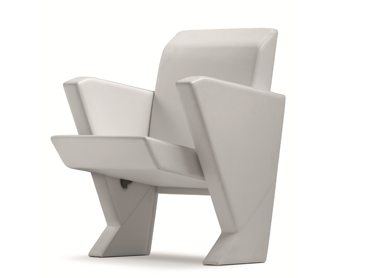 Luxurious chairs designed by Daniel Libeskind star in his new MICX ...