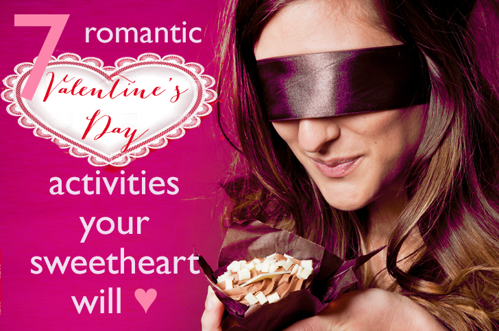 7 creative valentine's day activities to do instead of buying more, Ideas